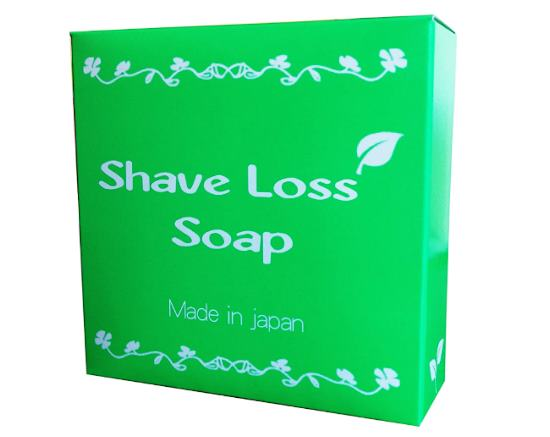 shave_loss_soap_石鹸